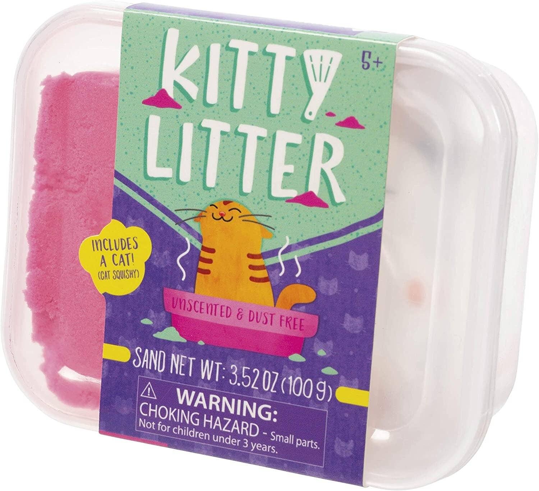 Kitty Litter Putty