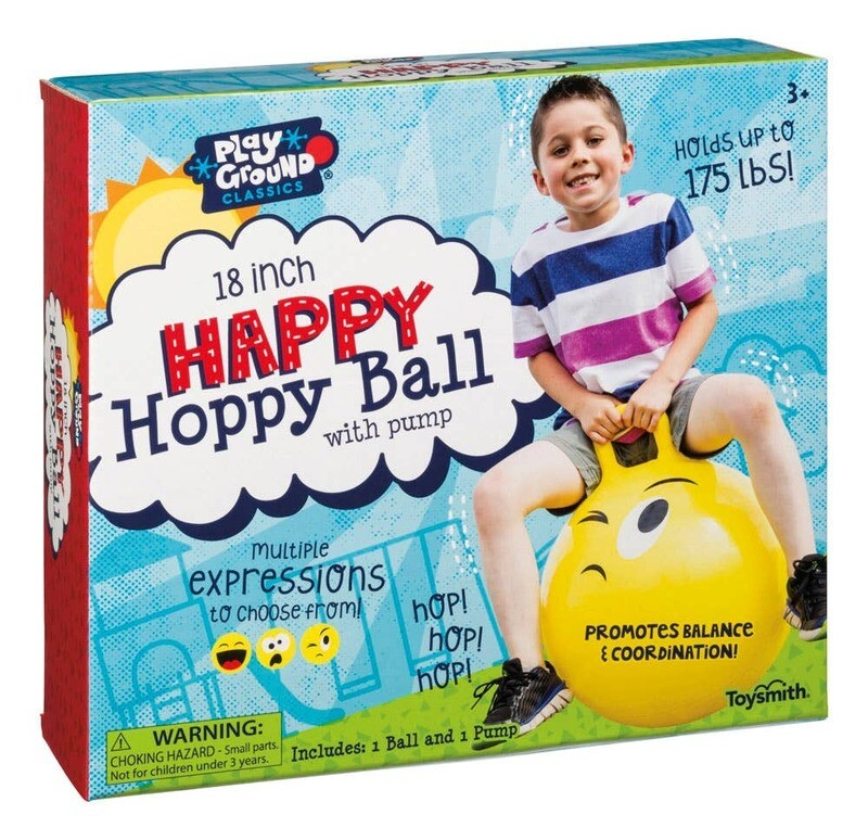 Happy Hoppy Ball