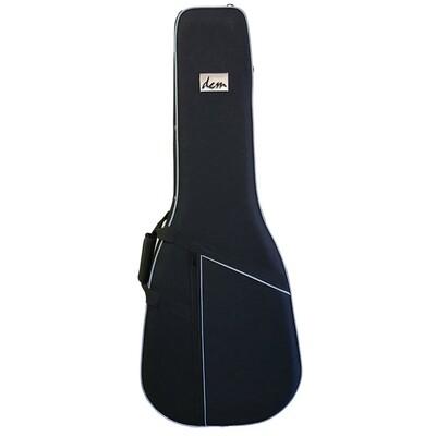 DCM Premium PFD  Polyfoam Lightweight Dreadnought Guitar Case