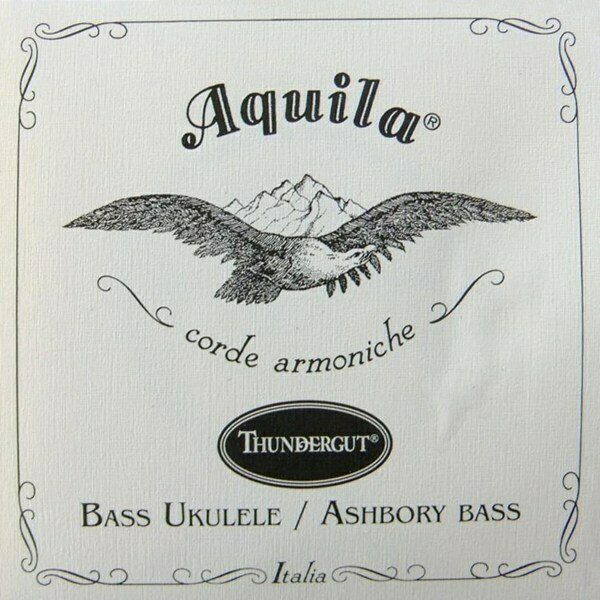 Thundergut Bass Ukelele Strings