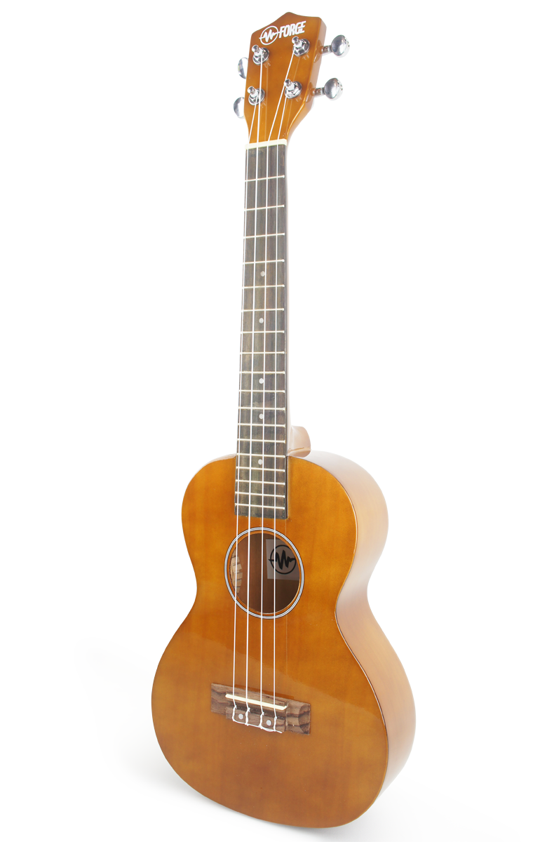 Natural Finish Tenor Ukulele