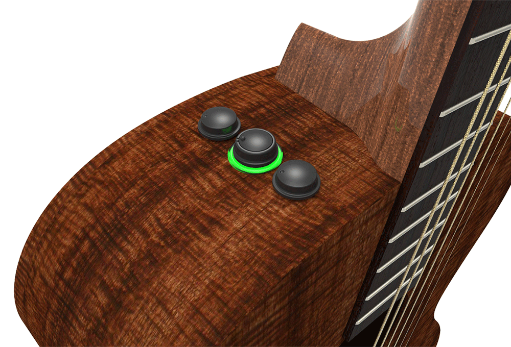 S3 GUITAR PICKUP WITH BUILT-IN EFFECTS