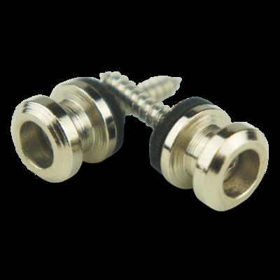 Chrome Strap Pins