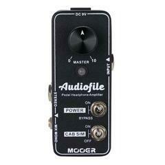 Mooer Audiofile Headphone Amplifier Pedal