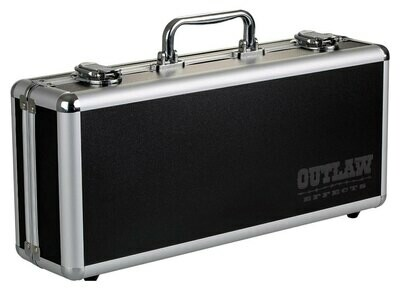 Outlaw Effects Pedal Case Holds 5 Pedals, Powered