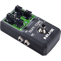 NU-X Core Stompbox Series Tape Core Deluxe Tape Echo Effects Pedal Echo Your Vision!