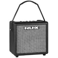 NU-X Mighty8BT Portable Digital 8W Guitar Amplifier with Bluetooth & Effects Powered by AA(8) Batteries or Adaptor