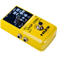 NU-X Core Stompbox Series Loop Core Effects Pedal A Turbo-Charged Version of our Original Looper