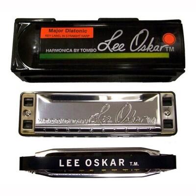 Lee Oskar blues / major diatonic harmonica, in the key of D