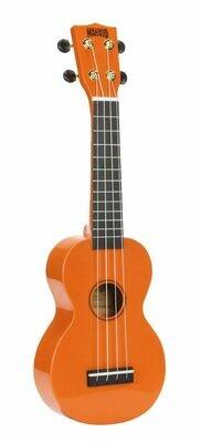 Mahalo Ukulele R Series - Soprano Orange