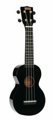 Mahalo Ukulele R Series - Soprano Black