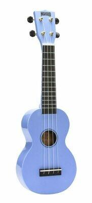 Mahalo Ukulele R Series - Soprano Light Blue
