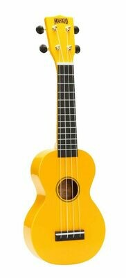 Mahalo Ukulele R Series - Soprano Yellow