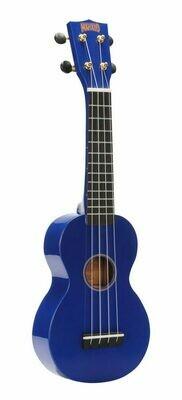 Mahalo Ukulele R Series - Soprano Blue
