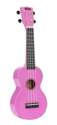 Mahalo Ukulele R Series - Soprano Pink