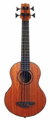 Mahalo Ukulele - Bass Series – Electric Acoustic