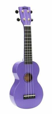 Mahalo Ukulele R Series - Soprano Purple
