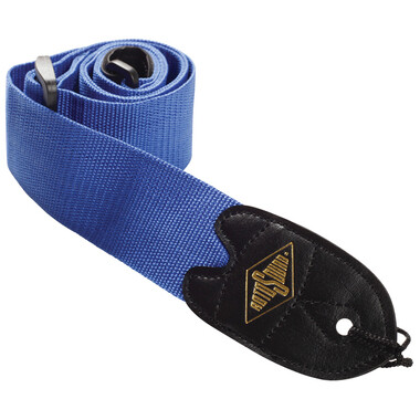 Rotosound Blue Webbing Strap