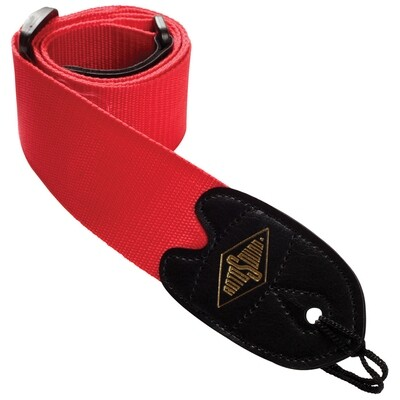 ROTOSOUND RED WEBBING STRAP