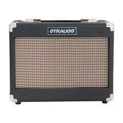 Strauss SM-T5 5 Watt Valve Combo Amplifier (Black)