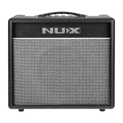 NU-X MIGHTY20BT Digital 20W Guitar Amplifier with Bluetooth & Effects