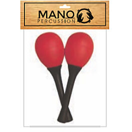 Mano Percussion EM120 Egg Maracas On Handle