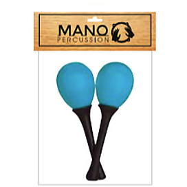 Mano Percussion EM125 Egg Maracas On Handle