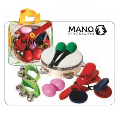 Mano Percussion UE630 6 Piece Percussion Set