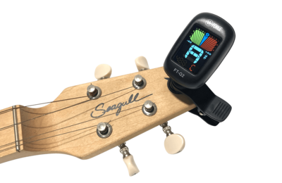FORGE Q2 Chromatic Clip Tuner 5 Settings
