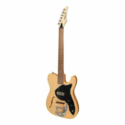 J&D Luthiers 'Pawn Shop' TE-Style Electric Guitar (Natural Satin)