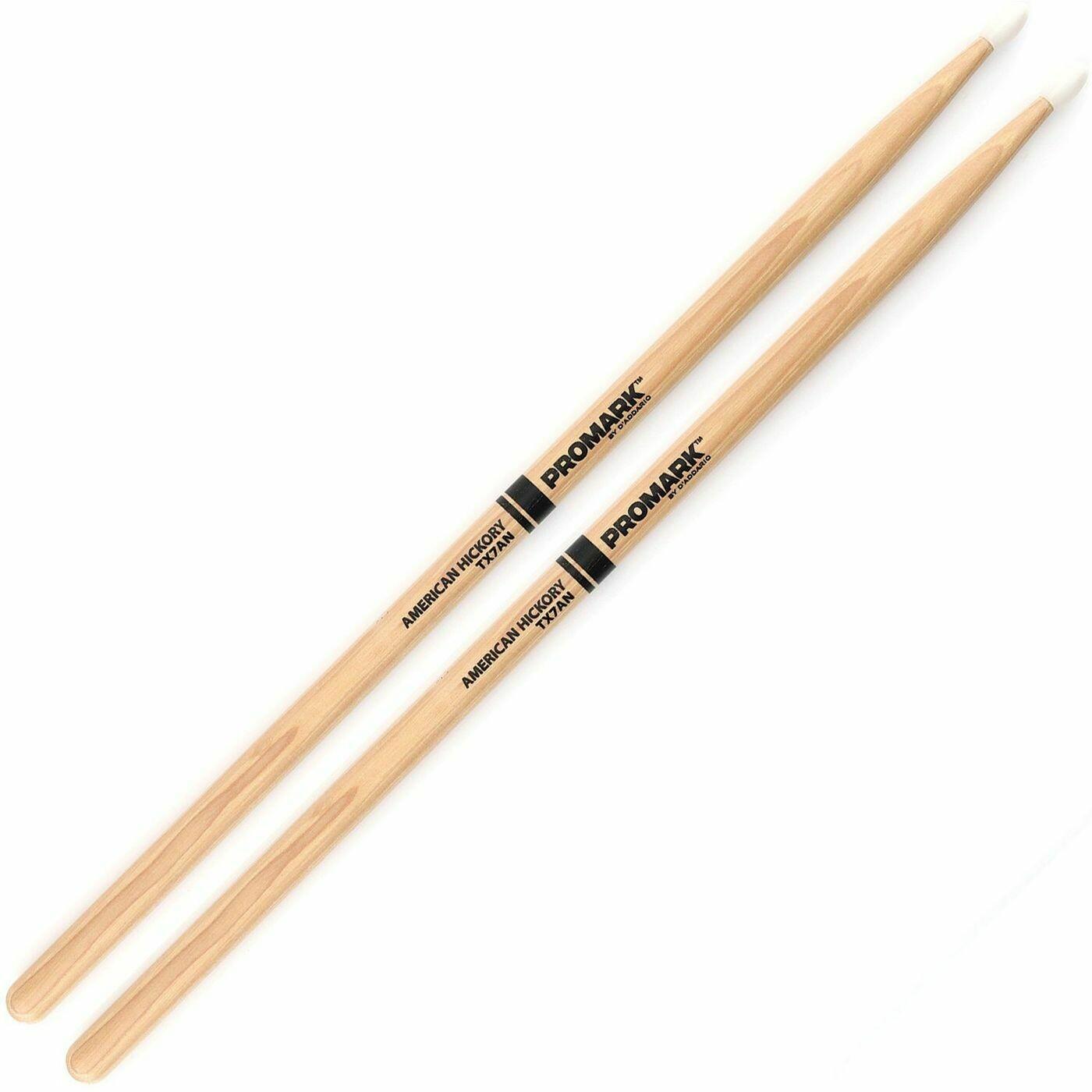 Pro Mark TX7AN 7A Nylon Tip Drumstick