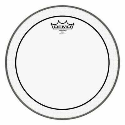 Remo PS-0312-00 Pinstripe Clear Drumhead, 12