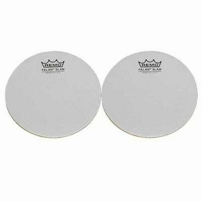 Remo KS-0004-PH Falam Slam 2 Maximum Durability Beater Impact Patches 2-Pack - 4