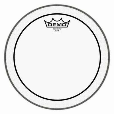 Remo PS-0310-00 Pinstripe Clear Drumhead, 10