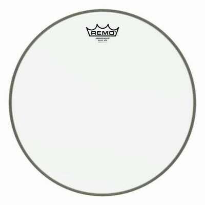 Remo SA-0114-00 Ambassador Hazy Drumhead Snare Side, 14''