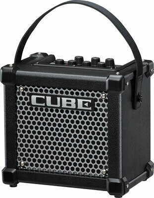 MICRO CUBE GX Guitar Amplifier Black