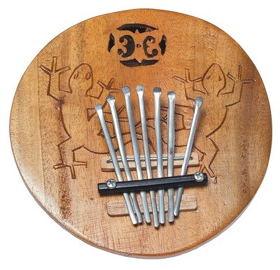 Toca Coconut Kalimba Hand Percussion Sound Effect For Health, For Spirit, For Life