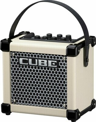 MICRO CUBE GX Guitar Amplifier White