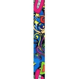 XTR Poly Guitar Strap 60's Flashback