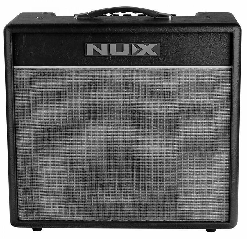 NU-X MIGHTY40BT Digital 40W Guitar Amplifier with Bluetooth & Effects