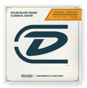 Jim Dunlop Ball End Performance Series Classical Guitar Strings
