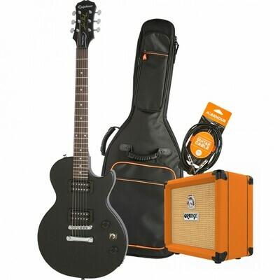 Epiphone LP Special XMAS 2020 Electric Guitar Pack - Ebony