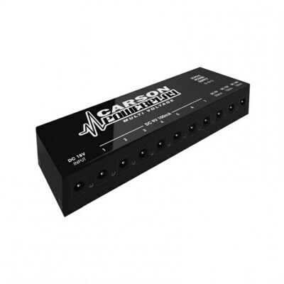 Carson Pedal Power Supply – DCPS10