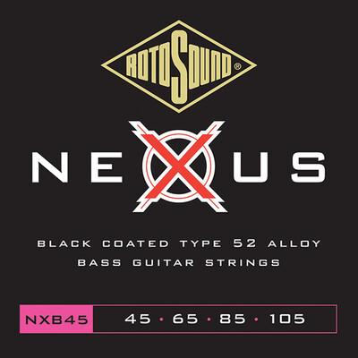 Rotosound RNXB45 NEXUS Coated Bass String Set 45-105