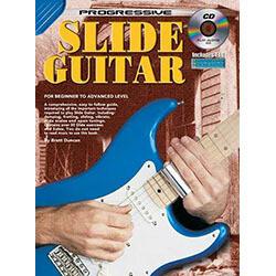 Progressive Slide Guitar Technique Book/CD