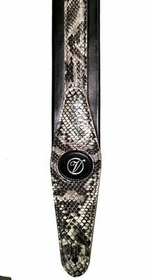 Vorson VY114 Black & Snake Skin Pattern