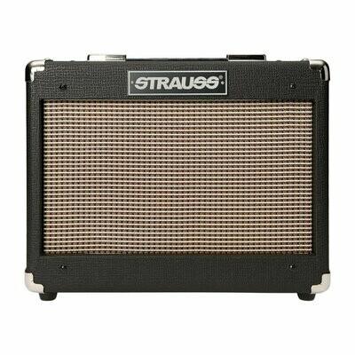 Strauss SVT-10 10 Watt Combo Valve Amplifier (Black)