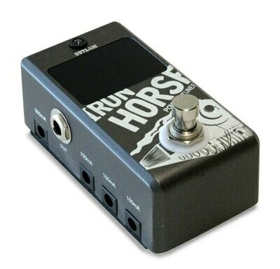 """Outlaw Effects """"Iron Horse"""" Multi Pedal Power Supply & Tuner"""
