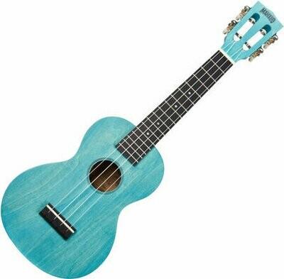 Mahalo ML2AB Concert Ukulele Aqua Blue