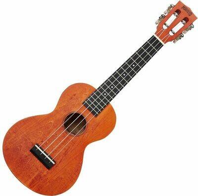Mahalo ML2OS Concert Ukulele Orange Sunset